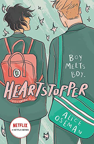 Heartstopper Volume One from Hodder Children's Books