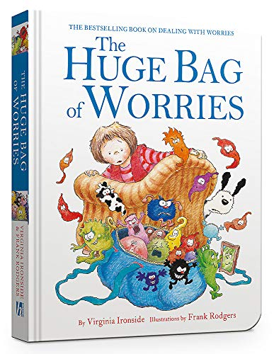The Huge Bag of Worries Board Book from Hodder Children's Books
