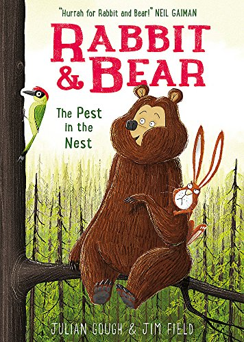 The Pest in the Nest: Book 2 (Rabbit and Bear) from Hodder Children's Books