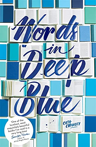 Words in Deep Blue from Hodder Children's Books