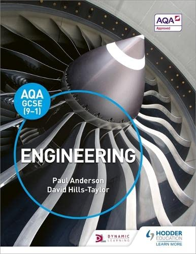 AQA GCSE (9-1) Engineering from Hodder Education