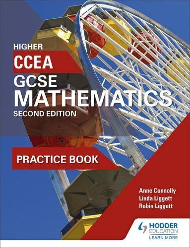 CCEA GCSE Mathematics Higher Practice Book for 2nd Edition from Hodder Education