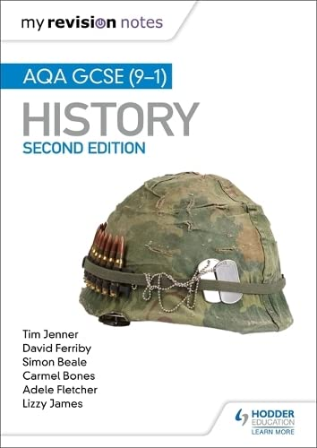 My Revision Notes: AQA GCSE (9-1) History, Second edition from Hodder Education