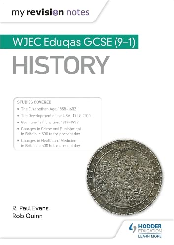 My Revision Notes: WJEC Eduqas GCSE (9-1) History from Hodder Education