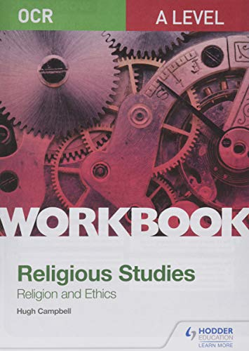 OCR A Level Religious Studies: Religion and Ethics Workbook from Hodder Education