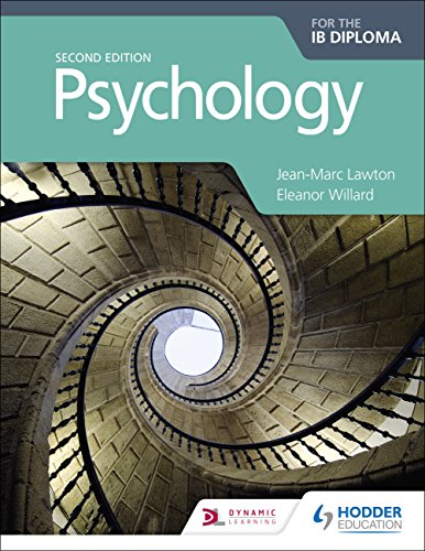 Psychology for the IB Diploma Second edition from Hodder Education