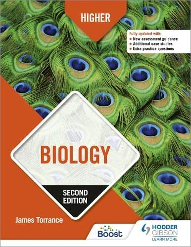 Higher Biology: Second Edition from Hodder Gibson