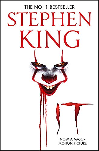 It: film tie-in edition of Stephen King's IT from Hodder Paperbacks