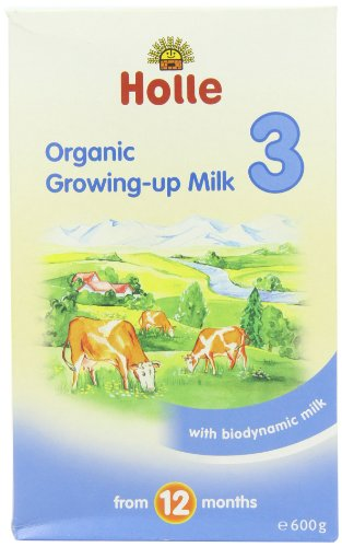 Holle Organic Growing Up Milk 3 600 G from Holle Organic