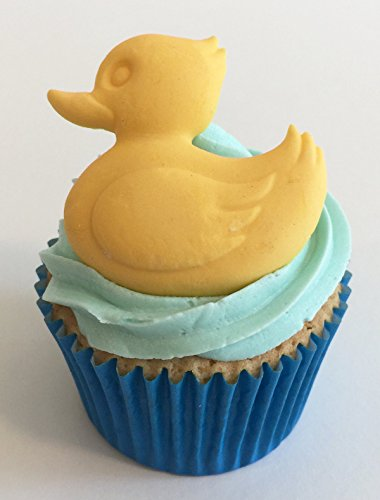 6 Lovely Large Sugar Ducks- Edible & Made with Love in the UK! from Holly Cupcakes