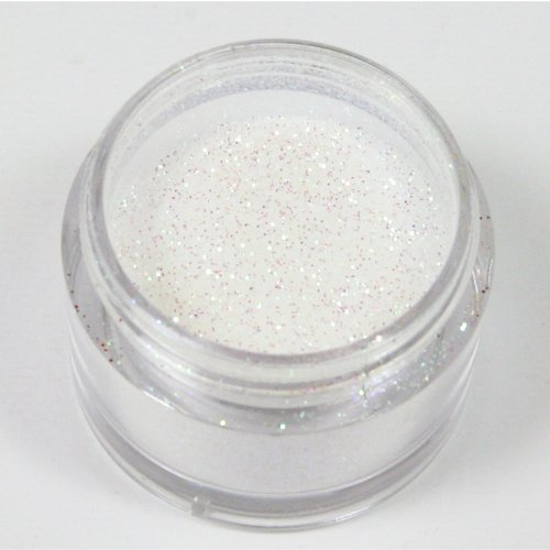 Holly Cupcakes Stunning Sparkly Decorating Glitter: Iridescent White from Holly Cupcakes