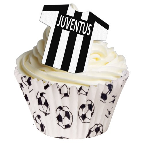Juventus FC from Holly Cupcakes