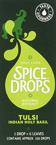 Holy Lama Naturals Spice Drops Tulsi Extract 5 ml (Pack of 2) from Holy Lama Naturals