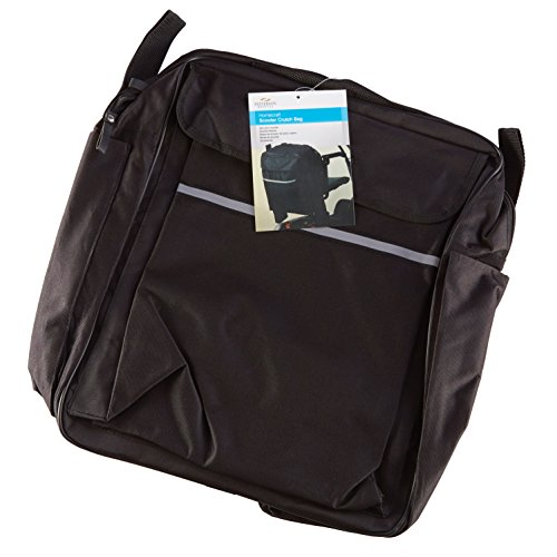 Homecraft Scooter Bag with Crutch Pocket (Eligible for VAT relief in the UK) from Homecraft