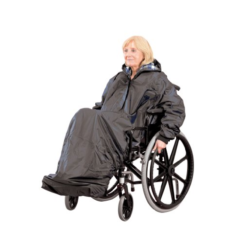 Homecraft Wheelchair Mac Lined with Sleeves (Eligible for VAT relief in the UK) from Homecraft