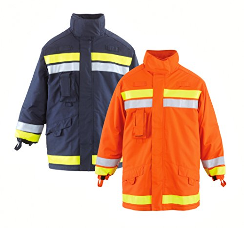 Honeywell 1430024-XL Firepro Parka, Orange, XL from Honeywell