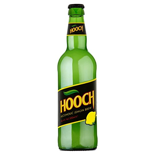Hooch - Alcoholic Lemon Brew 12x 500ml Bottles from Hooch