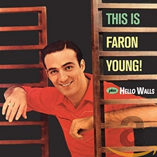 This Is Faron Young! + Hello Walls from HOODOO RECORDS