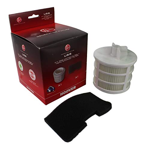 Hoover 35601328 U66 Sprint Filter Kit, Plastic, Mixed from Hoover