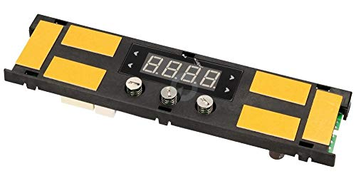 Genuine Hoover 42819496 Digital Timer For Oven -Electric fits also Candy& Lamona from Hoover