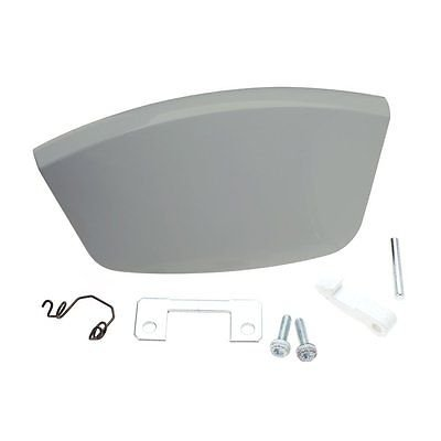 Genuine Hoover Candy Washing Machine GREY Door Handle Kit New 49007818 from Hoover