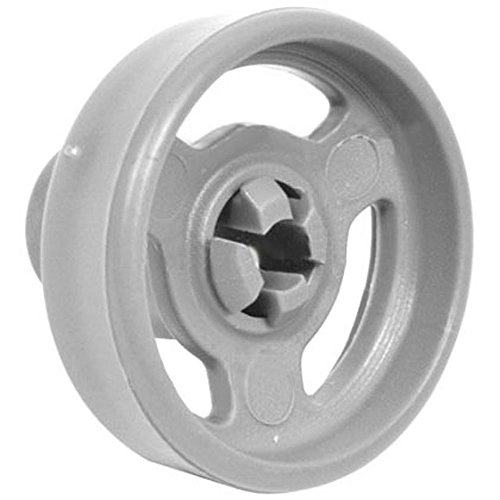 Hoover Genuine Lower Basket Wheel & Axle HED6612/1-80 Dishwasher (Pack of 1) from Hoover