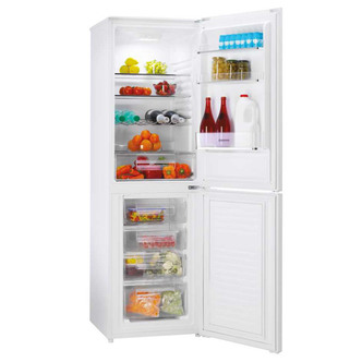 Hoover HCF5172WK Frost Free Fridge Freezer in White 1 76m A Rated from Hoover