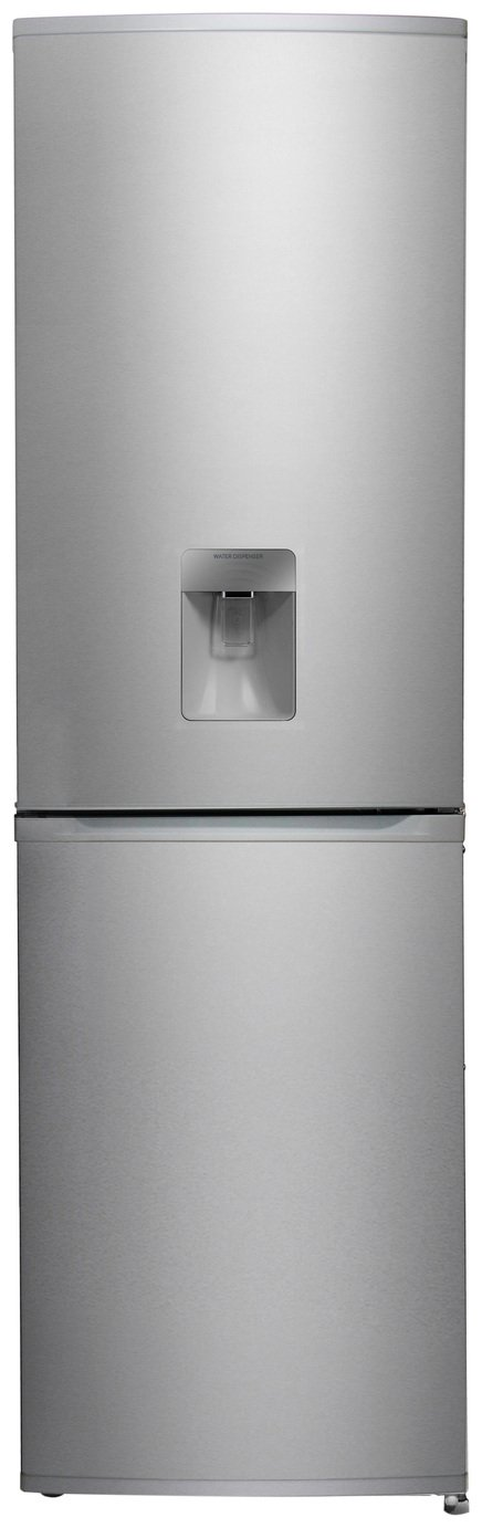 Hoover - HFF195XWK - Fridge Freezer with Water Dispenser from Hoover