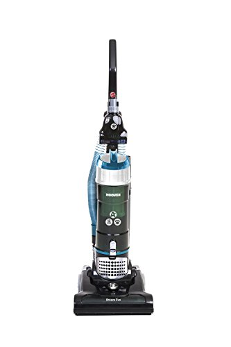 Hoover Breeze Evo Pets Bagless Upright Vacuum Cleaner, TH31BO02, Long Reach, 3L Bin, Lightweight, Adjustable - Green from Hoover