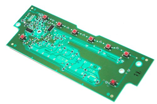 Hoover Washing Machine Control Panel Module Pcb. Genuine Part Number 41031092 from Hoover