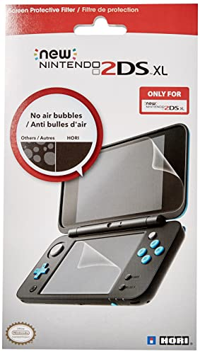 HORI Screen Protective Filter for Nintendo New 2DS XL from Hori (U.K.) Ltd.