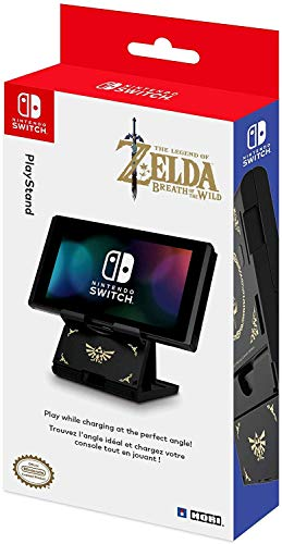 Special Edition ZELDA Playstand for Nintendo Switch by HORI (Nintendo Switch) from Hori
