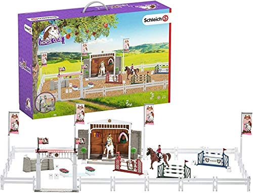 Schleich 42338 - Horse Club Big horse show with horses from Schleich