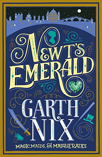 Newt's Emerald from Hot Key Books