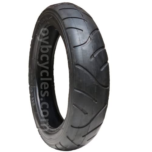 Tyre 255 x 50 Plus Inner Tube for iCandy Front Wheel - Puncture Protected from Hota