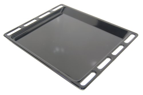Ariston Creda Hotpoint Indesit Oven Drip Tray - Genuine part number C00081577 from Hotpoint