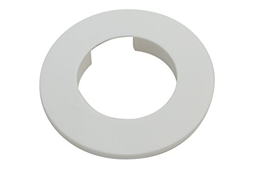 Hotpoint C00232404 Oven and Stove Accessories/Buttons and Switch/Hob Genuine White Control Knob Collar for your oven/This Part/Accessory Is Suitable for Various Brands from Hotpoint