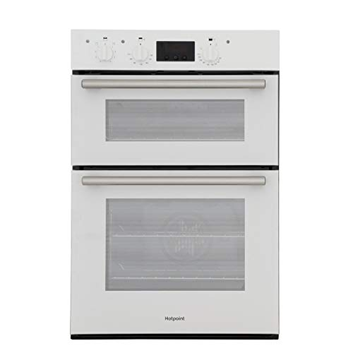 Hotpoint DD2540WH Built-In Double Oven Electric Fan A Energy White from Hotpoint