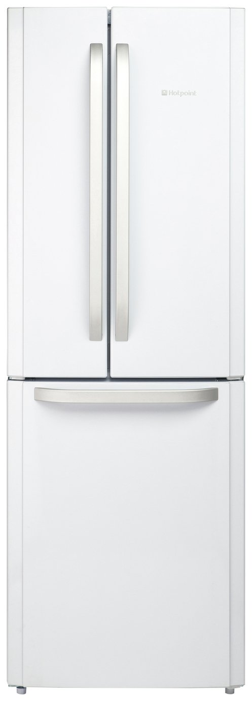 Hotpoint - FFU3DW American - Fridge Freezer - White from Hotpoint