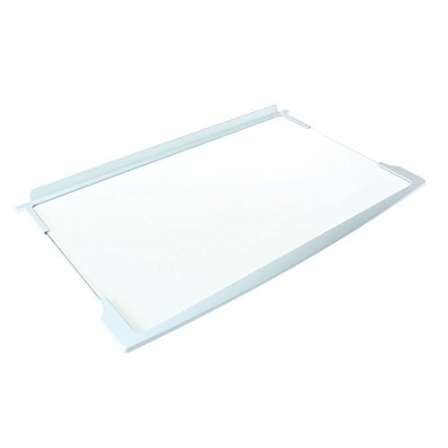 Hotpoint Fridge Freezer Complete Glass Shelf & Trims 490mm x 282mm x 39mm from Hotpoint