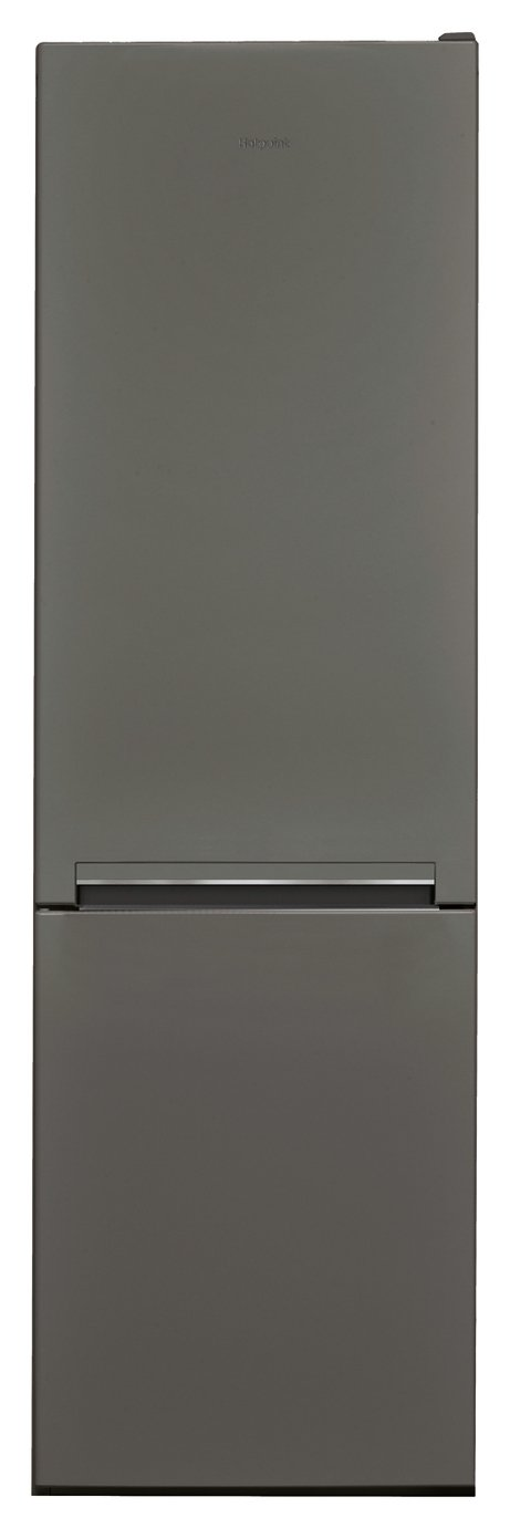 Hotpoint H8A1ESBUK Low Frost Fridge Freezer - Gun Metal from Hotpoint