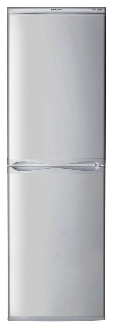 Hotpoint HBD5517SUK Fridge Freezer - Silver from Hotpoint