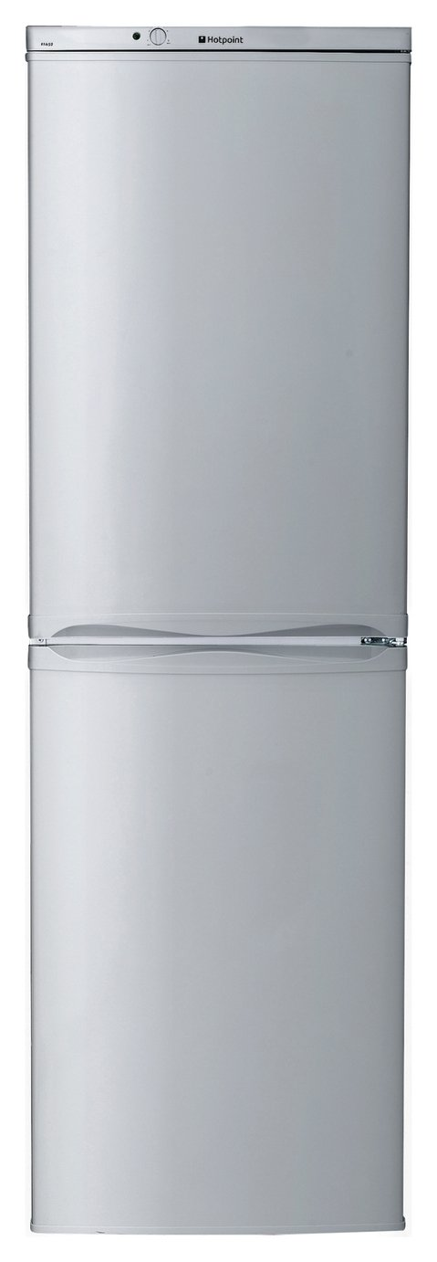 Hotpoint HBNF5517SUK Fridge Freezer - Silver from Hotpoint