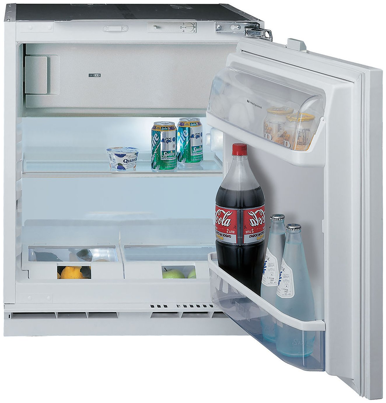 Hotpoint HF A1 Built-In Fridge - White. from Hotpoint