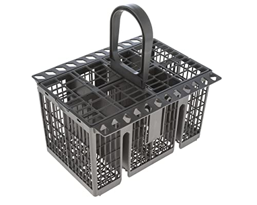 Hotpoint C00386607 Dishwasher Cutlery Basket, Grey from Hotpoint