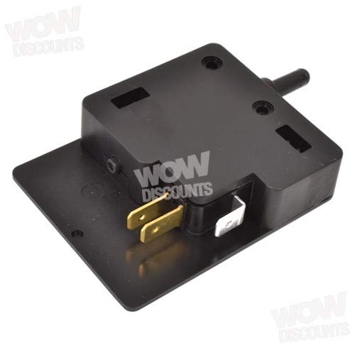 Hotpoint Oven Cooker Door Single Pole Microswitch from Hotpoint