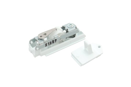 Hotpoint Tumble Dryer Door Catch / Latch Kit. Genuine part number C00257618 from Hotpoint