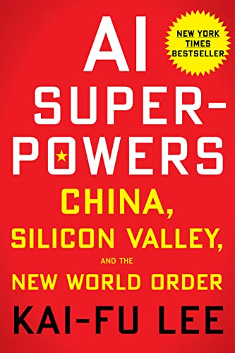 AI Superpowers from Houghton Mifflin Harcourt