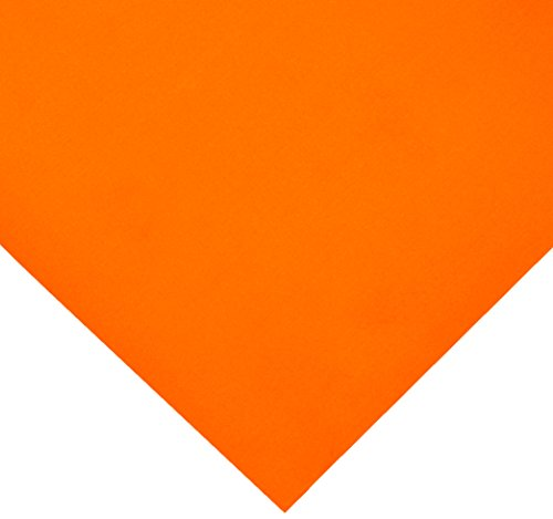 House & Card of Paper HCP1026 10 m x 76 cm Display Poster Roll - Orange from House & Card of Paper