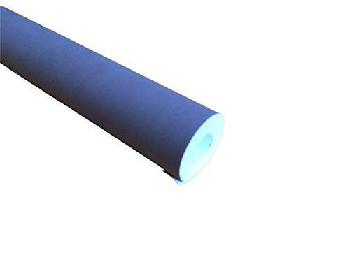 House of Card & Paper HCP996 10 m x 76 cm Display Paper Poster Rolls - Bright Blue (Pack of 2) from House of Card & Paper